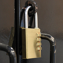 Combination padlocks | Luggage locks | suitcase lock