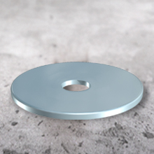 Flat and Repair Washers Zinc Plated