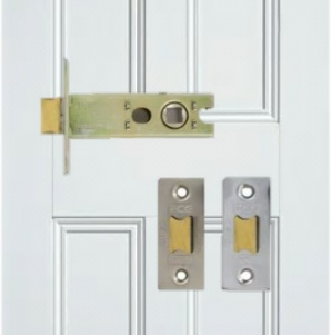 Mortice latch | Bolt through door latch