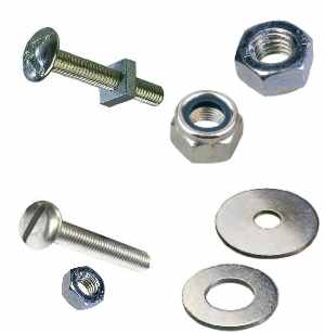 Buy Bolts Nuts & Washers