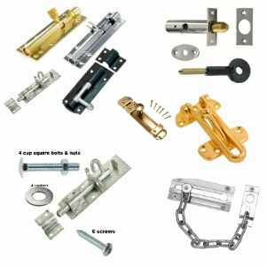 Buy Door Bolts And Security | Doorchains
