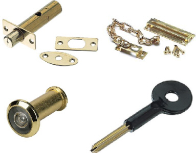 Door Security Products