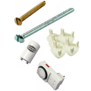 Socket Screws, Safety Covers & Starters