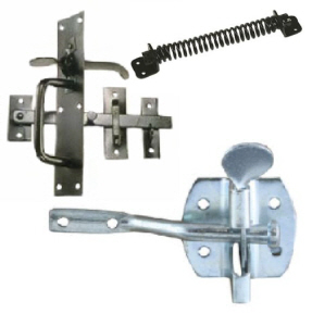 Gate Latches |  Springs And Suffolk Latch