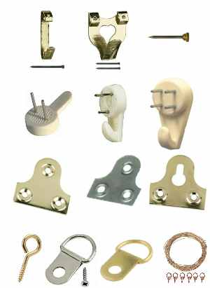 Buy Picture Hooks | Picture Accessories