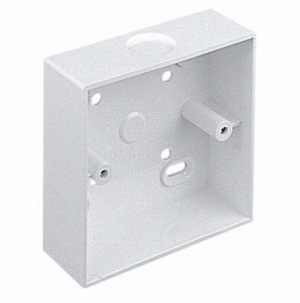 PVC Knockout Conduit Back Boxes