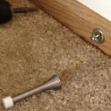 Doorstops | Castor cups | Curtain fittings | plumbing