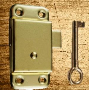 Wardrobe And Cupboard Locks