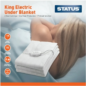 Status King Electric Under Blanket