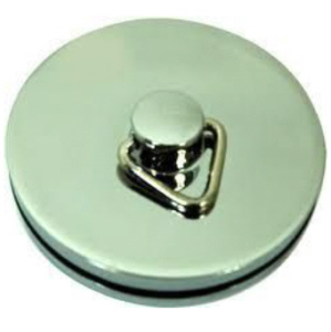 "Bath Plug 45mm (1-3/4"") Chrome"