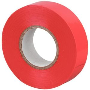 19mm x 20m Red electrical insulating tape