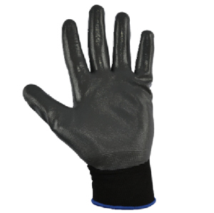TUFF GRIP Multi Purpose Nitrile Dipped Gloves Large Size 9