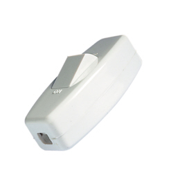 Status Table Lamp Switch White - 5 Amp