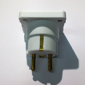 Status European Travel Adaptor BS8546