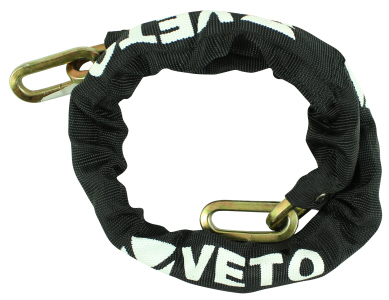 SC1000 - 1m x 8mm Nylon Covered Security Chain