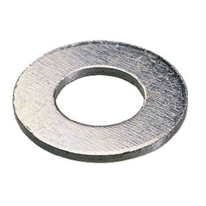 Flat Washers Form A Zinc Plated BS4320