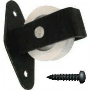 Upright Single Pulley 40mm with Screws