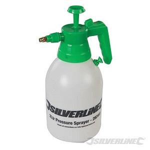 Silverline Garden 2Ltr Pressure Sprayers