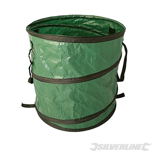 Silverline Pop-Up Garden Sack 73L & 170L Capacity