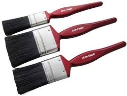 S3946 - 3 piece Paint brush set 25, 38 and 50mm