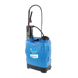 Silverline Garden 20Ltr Backpack Pressure Sprayers