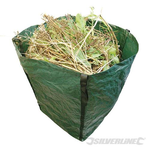 Silverline High Capacity Garden Sack 600 x 600 x 1000mm - 360L Capacity
