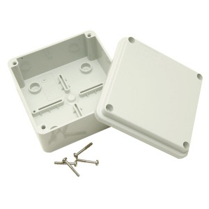 Tangar Square Enclosure IP65 - 105 x 60mm