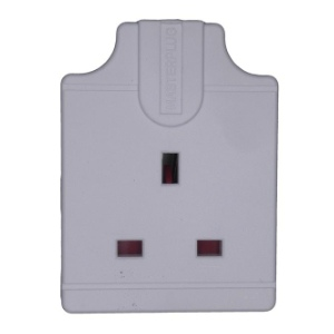 Masterplug Trailing Socket 13 Amp Rewireable - 1 gang