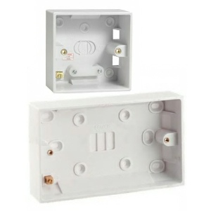 Pattress Surface Mounted Back Box
