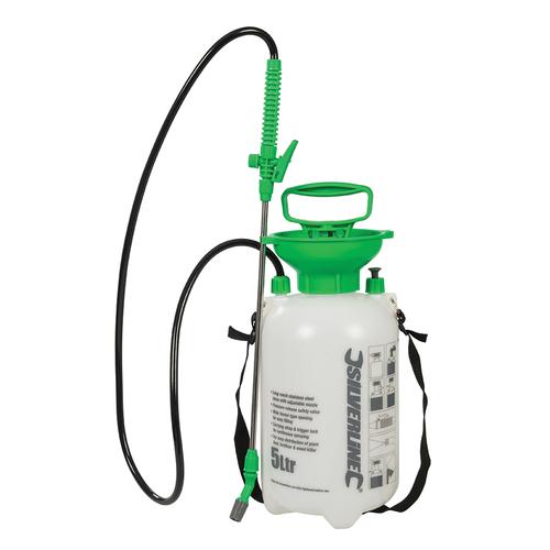 Silverline Garden Pressure Sprayer 5 litre