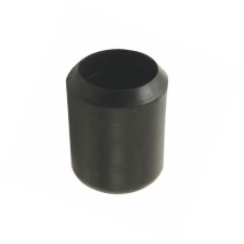 Chair Leg Protectors Black 19mm - Bag 4