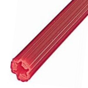 31639B - 25 x 300mm Red Cut-to-Length Wall Plug strips