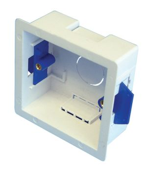 DLBS - Single Dry Lining Back Box, 35mm deep