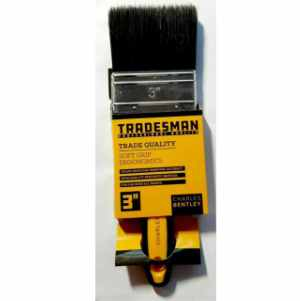 "Tradesman Paint Brushes ½"" to 3"""